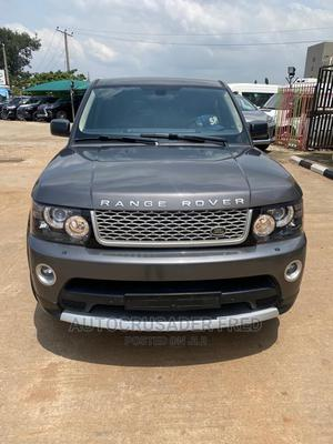 Land Rover Range Rover Sport 2012 HSE 4x4 (5.0L 8cyl 6A) Gray | Cars for sale in Abuja (FCT) State, Jabi