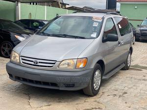 Toyota Sienna 1999 Silver | Cars for sale in Katsina State, Jibia
