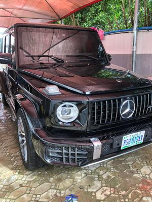 New Mercedes-Benz G-Class 2021 G 63 AMG Black   Cars for sale in Abuja (FCT) State, Central Business District