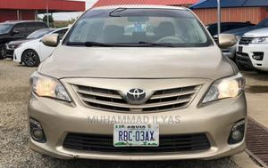 Toyota Corolla 2012 Gold | Cars for sale in Abuja (FCT) State, Jahi