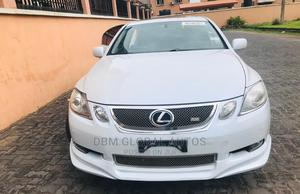 Lexus GS 2007 350 4WD White   Cars for sale in Lagos State, Ojodu