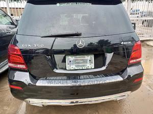 Mercedes-Benz GLK-Class 2013 350 4MATIC Black   Cars for sale in Lagos State, Ojodu