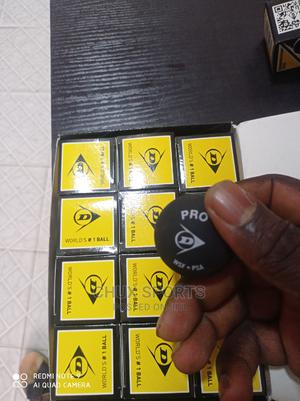 Dounlop Squash Ball   Sports Equipment for sale in Lagos State, Ikeja