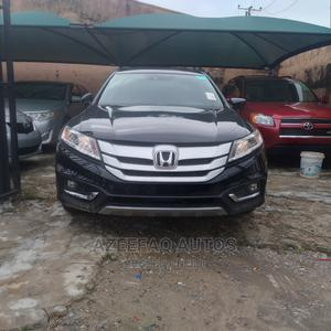 Honda Accord Crosstour 2013 EX-L AWD Black | Cars for sale in Lagos State, Surulere