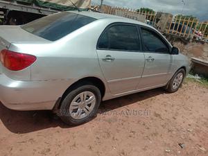Toyota Corolla 2003 Sedan Automatic Silver | Cars for sale in Benue State, Makurdi