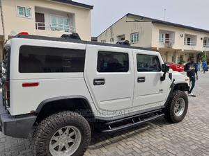 Hummer H2 2003 SUV White | Cars for sale in Lagos State, Ikeja