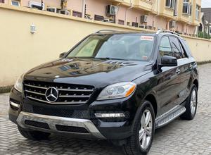 Mercedes-Benz M Class 2013 Black | Cars for sale in Lagos State, Surulere