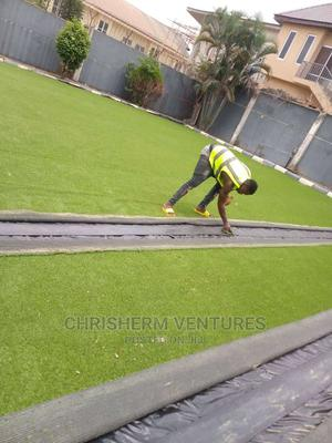 Astroturf (Synthetic Grass) Services | Landscaping & Gardening Services for sale in Lagos State, Yaba