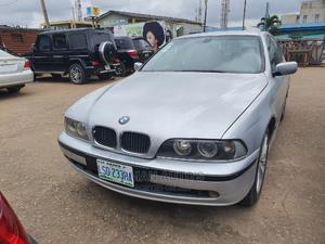 BMW 520i 2002 Silver   Cars for sale in Lagos State, Agege