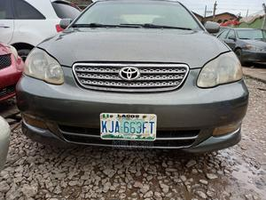 Toyota Corolla 2005 1.4 D-4d Automatic Gray | Cars for sale in Lagos State, Ogba
