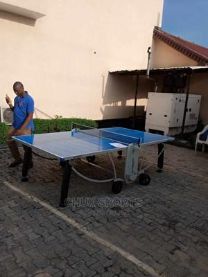 Quality American Fitness Outdoor Table Tennis Board   Sports Equipment for sale in Lagos State, Ikeja