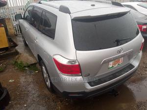 Toyota Highlander 2012 Silver   Cars for sale in Lagos State, Ikeja