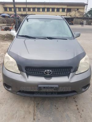 Toyota Matrix 2007 Gray   Cars for sale in Lagos State, Yaba