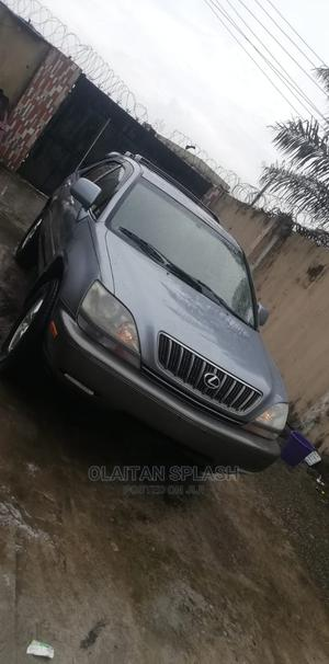 Lexus RX 2003 300 4WD Silver | Cars for sale in Lagos State, Ajah