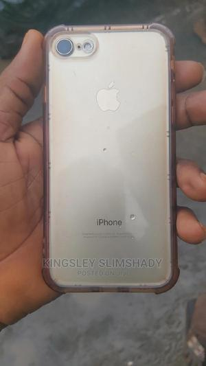 Apple iPhone 7 128 GB Silver | Mobile Phones for sale in Lagos State, Abule Egba