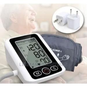 Blood Pressure Monitor With Voice   Medical Supplies & Equipment for sale in Lagos State, Abule Egba