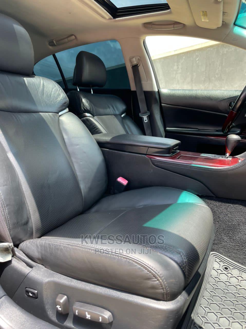 Archive: Lexus GS 2008 Black