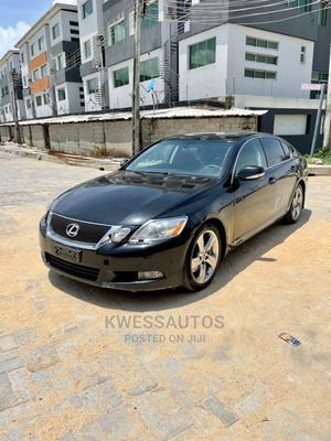 Lexus GS 2008 Black | Cars for sale in Lagos State, Lekki