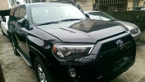 Toyota 4-Runner 2015 Black   Cars for sale in Lagos State, Isolo