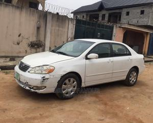 Toyota Corolla 2006 LE White | Cars for sale in Lagos State, Alimosho