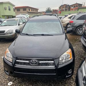 Toyota RAV4 2010 3.5 Sport 4x4 Black | Cars for sale in Lagos State, Agege