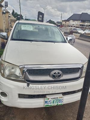 Toyota Hilux 2012 2.0 VVT-i White | Cars for sale in Abia State, Umuahia