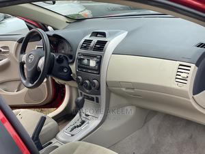 Toyota Corolla 2012 Red | Cars for sale in Ogun State, Ijebu Ode