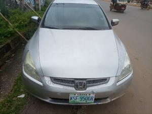 Honda Accord 2005 Automatic Silver | Cars for sale in Oyo State, Ibadan
