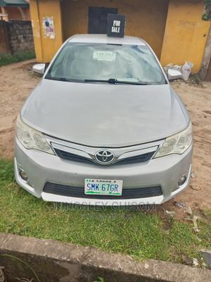 Toyota Camry 2012 Hybrid XLE Silver | Cars for sale in Abia State, Umuahia
