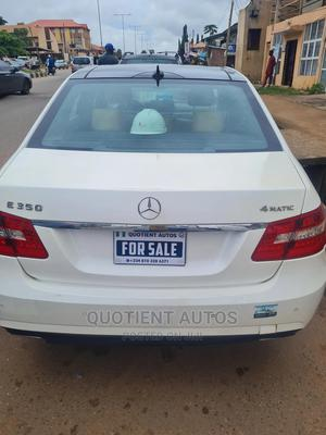 Mercedes-Benz E350 2011 White   Cars for sale in Ogun State, Abeokuta South