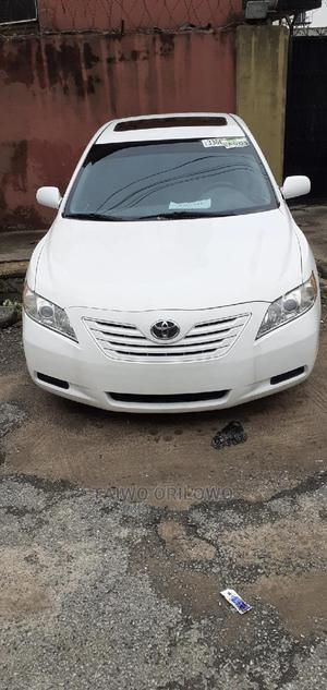 Toyota Camry 2008 2.4 XLE White | Cars for sale in Lagos State, Ilupeju