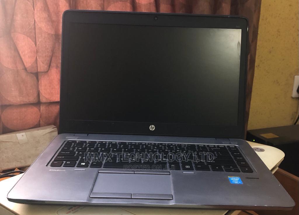 Laptop HP EliteBook 840 8GB Intel Core I5 HDD 500GB | Laptops & Computers for sale in Oshodi, Lagos State, Nigeria