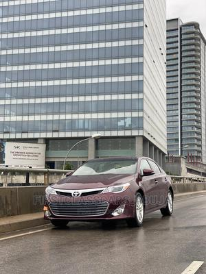 Toyota Avalon 2015 Red | Cars for sale in Abuja (FCT) State, Garki 1