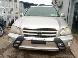 Toyota Highlander 2002 Silver   Cars for sale in Lagos State, Ikeja