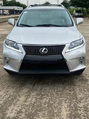 Lexus RX 2012 350 FWD Silver   Cars for sale in Lagos State, Lekki