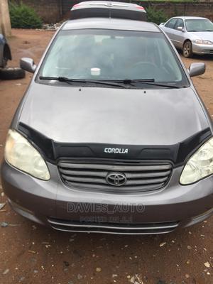 Toyota Corolla 2003 Sedan Automatic Gray | Cars for sale in Kwara State, Ilorin West
