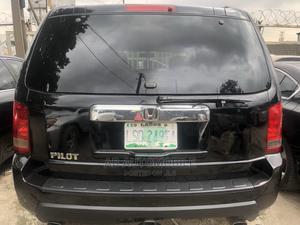 Honda Pilot 2008 Black   Cars for sale in Lagos State, Surulere
