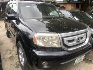 Honda Pilot 2008 Black | Cars for sale in Lagos State, Surulere