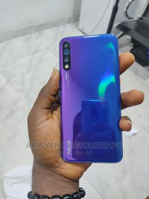 Tecno Camon 12 Pro 64 GB Blue   Mobile Phones for sale in Lagos State, Alimosho