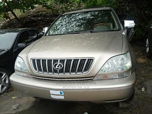 Lexus RX 2003 Gold | Cars for sale in Lagos State, Apapa