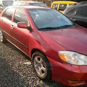 Toyota Corolla 2004 Red   Cars for sale in Enugu State, Enugu