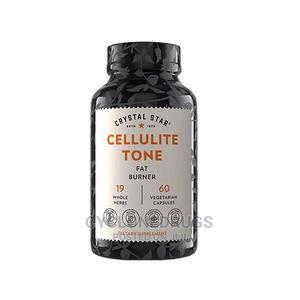 Crystal Star Cellulite Tone 60 Cap Burn Fat and Tone Skin Wi   Vitamins & Supplements for sale in Lagos State, Amuwo-Odofin