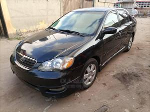 Toyota Corolla 2005 S Black   Cars for sale in Lagos State, Gbagada