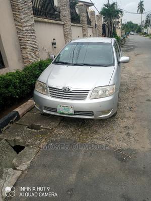Toyota Corolla 2005 1.8 TS Silver | Cars for sale in Lagos State, Ilupeju