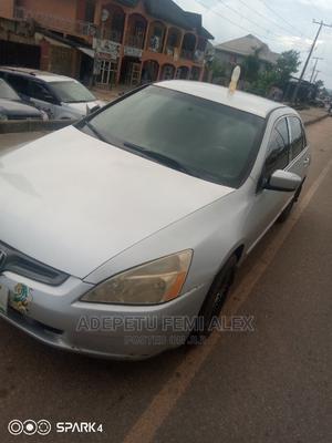Honda Accord 2005 2.0 Comfort Automatic Silver   Cars for sale in Ondo State, Ondo / Ondo State