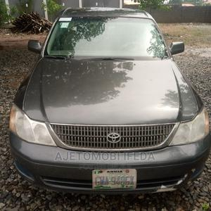 Toyota Avalon 2002 Gray | Cars for sale in Abuja (FCT) State, Gwarinpa