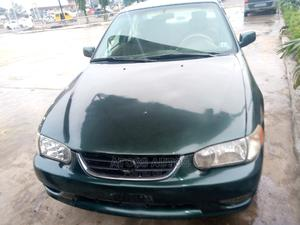 Toyota Corolla 2001 Green | Cars for sale in Lagos State, Abule Egba