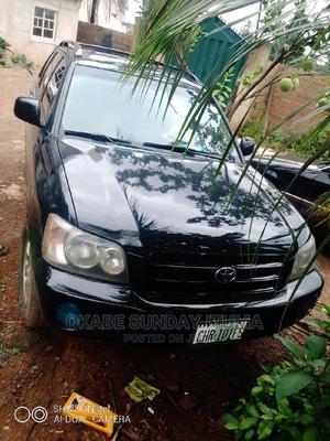 Toyota Highlander 2004 Limited V6 FWD Black   Cars for sale in Ebonyi State, Abakaliki