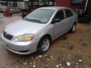 Toyota Corolla 2005 1.4 D-4d Automatic Silver | Cars for sale in Rivers State, Port-Harcourt