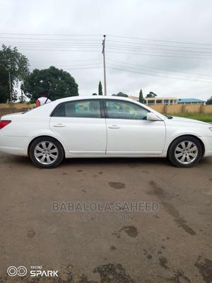Toyota Avalon 2008 White | Cars for sale in Oyo State, Ogbomosho North